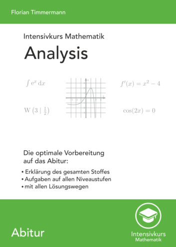 Übungsbuch Analysis