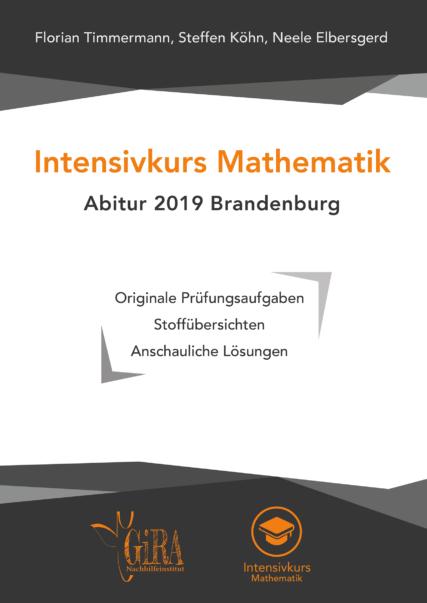 Abitur 2019 Brandenburg